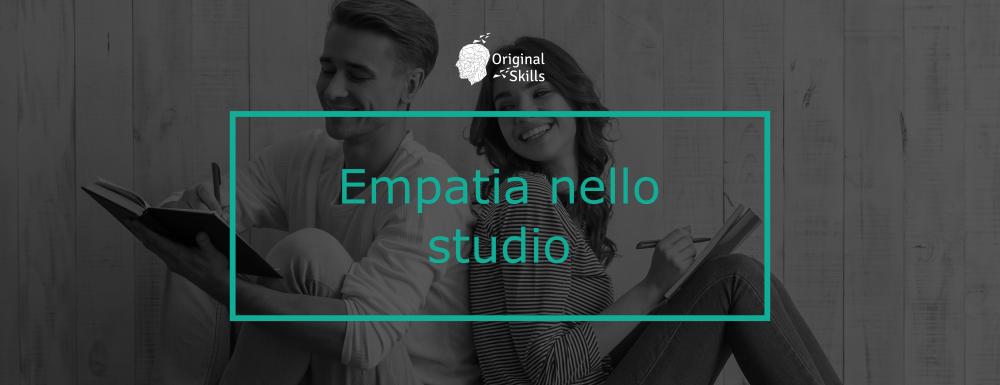 L'empatia nello studio