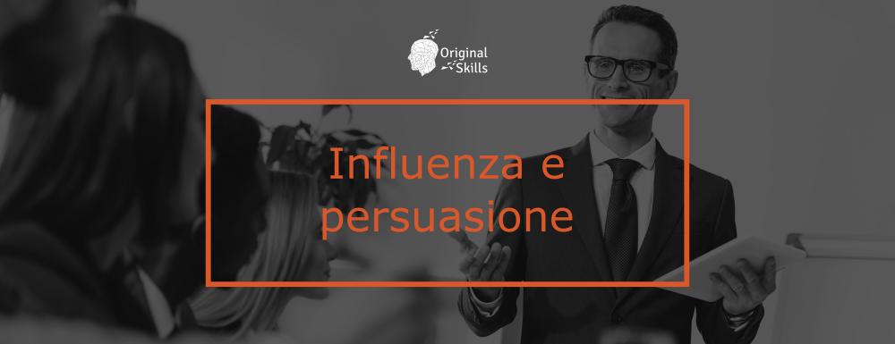 Influenza e Persuasione